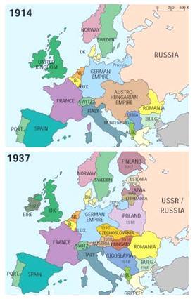 Change in Eastern Europe